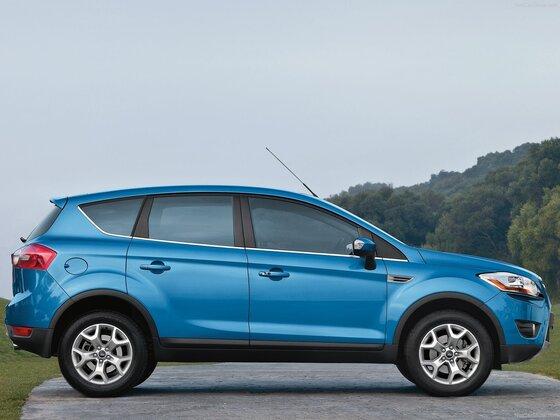 Ford Kuga Mk1 Presse Bilder und Fotos