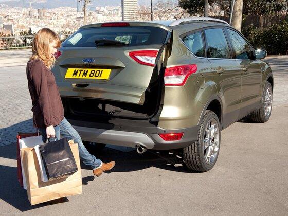 Ford Kuga Mk2 Presse Bilder und Fotos